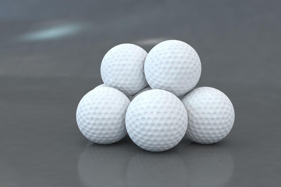 Golfrokotuskohteet  sisään Yhdysvallat